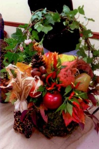 10-13 Harvest to Holiday Arranging Demo
